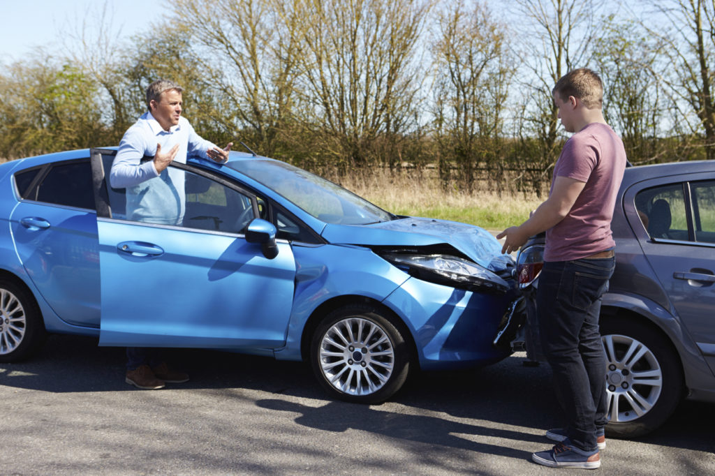 car insurance - Property Damage to Others